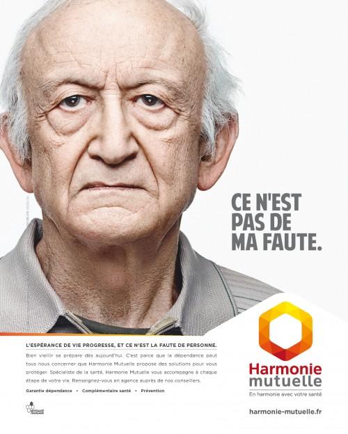 Harmonie Mutuelle - Campagne d'affichage