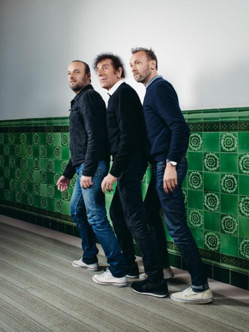 Alain Souchon, Pierre Souchon, Charles Souchon, Ours
