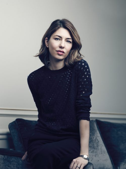 Sofia Coppola American screenwriter, film director, producer and actress, in Paris 05-2013.