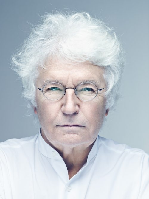 Jean-Jacques Annaud, French film director, screenwriter and producer. Paris 2015.