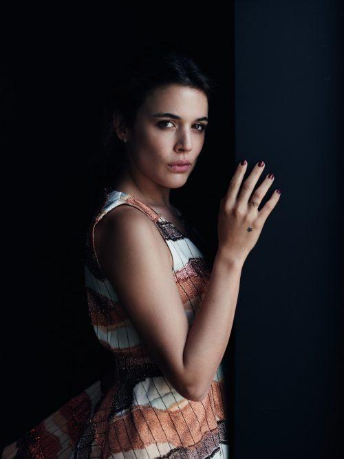 Adriana Ugarte, Spanish actress. Cannes 2016.
