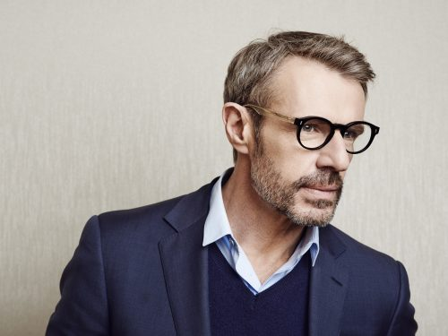 Lambert Wilson, French actor. Paris 2015.