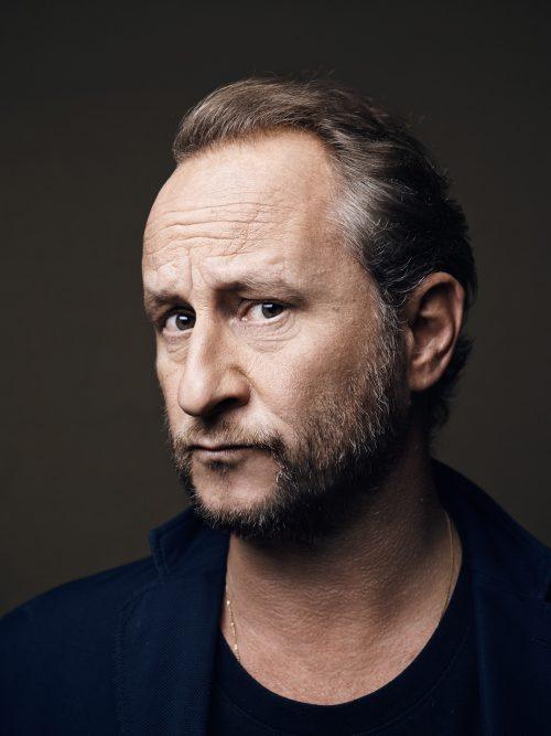 Benoît Poelvoorde, Belgian actor. Cannes 2015.