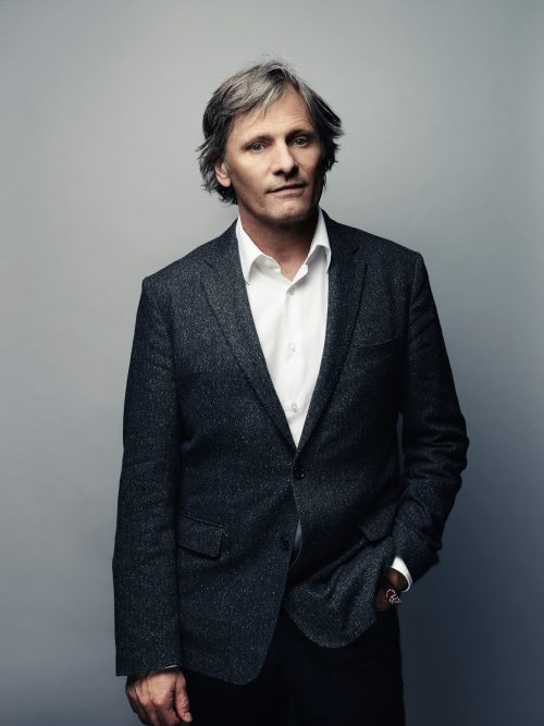 Viggo Mortensen, Danish-American actor, poet, musician, photographer and painter. Cannes 2016.