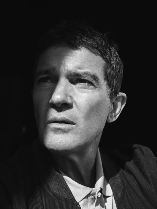 Antonio Banderas, Spanish actor, producer and singer. Cannes 2019.