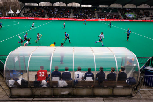 Championnat d'Europe de hockey sur Gazon 2018 a Rotterdam.
