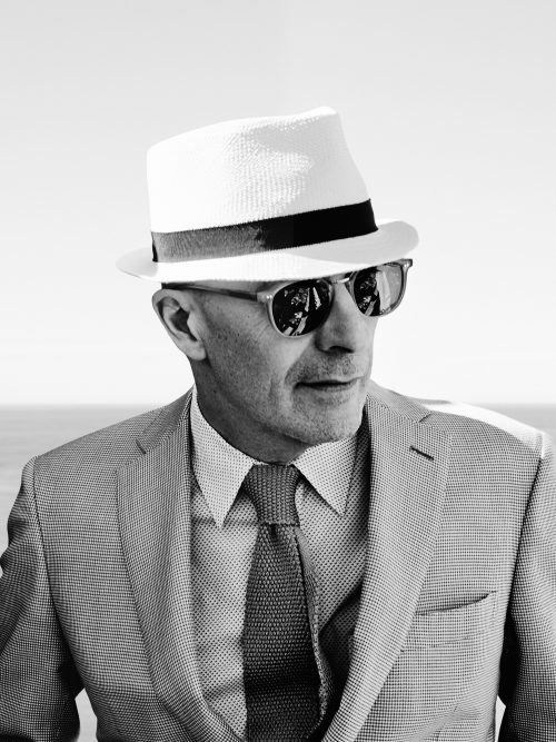 Jacques Audiard, French film director and screenwriter. Cannes 2015.
