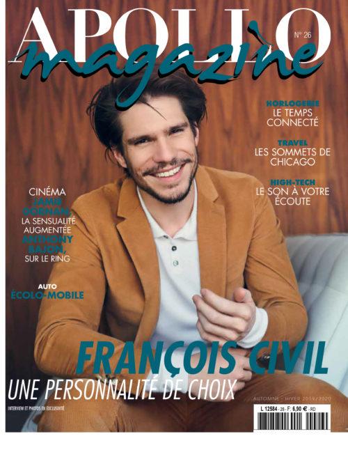 Apollo Magazine n° 26-1