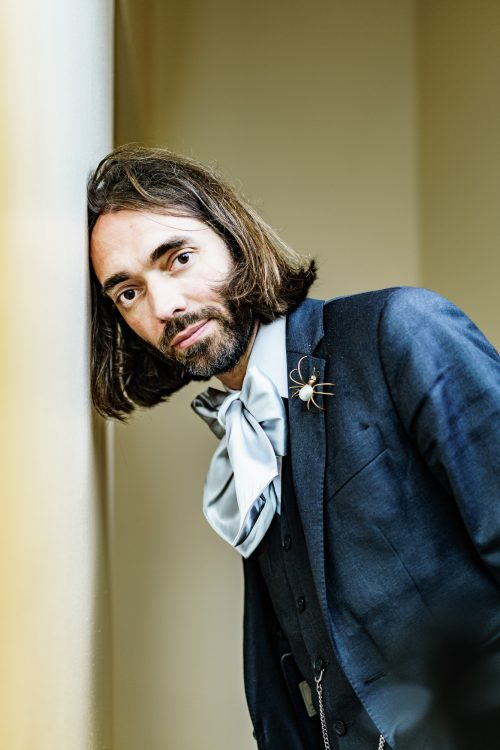Cédric Villani, French mathematician