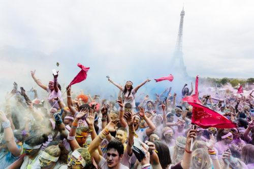 The Color Run Paris 2014