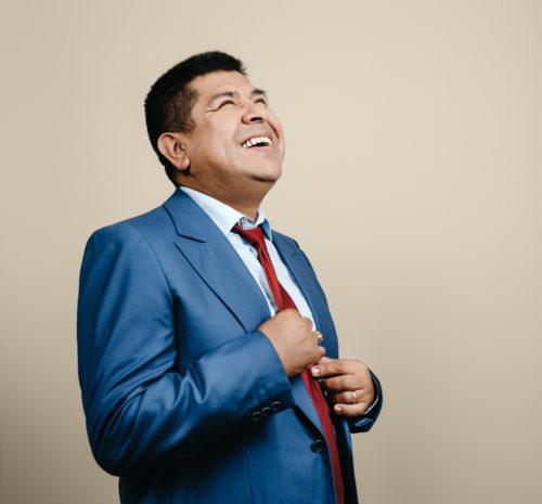 Portrait Air Liquide : Julio Toledo