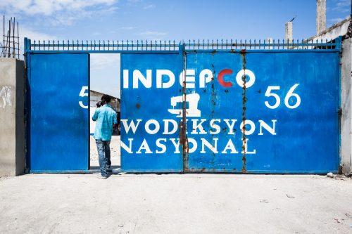 La Fabrique textile d'Indepco.