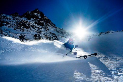 Ski freerando en Turquie