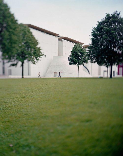 Cité de la Musique, Paris