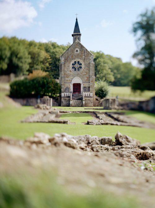Abbaye de Port Royal des Champs, Magny-les-Hameaux pour l'OPPIC