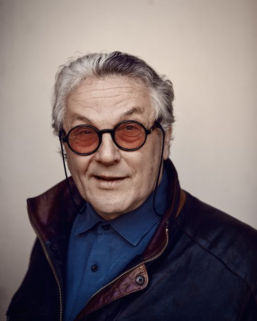 WilliamLacalmontie_PortraitsCouleur_George Miller