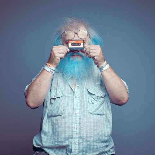 WilliamLacalmontie_PortraitsCouleur_R. Stevie Moore
