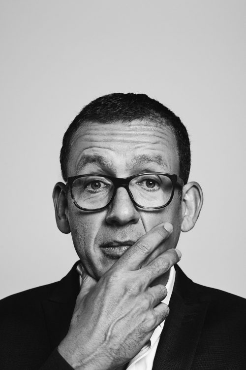 WilliamLacalmontie_PortraitsNB_Dany Boon