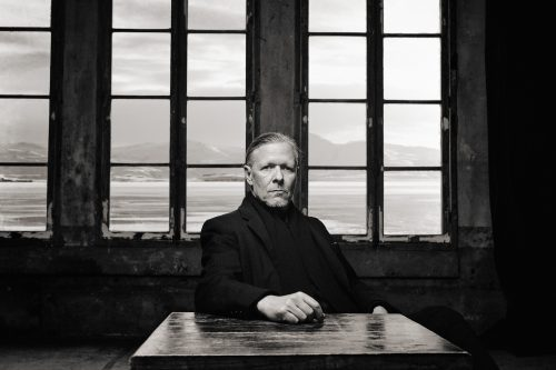 WilliamLacalmontie_PortraitsNB_Michael Gira