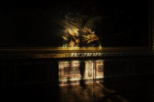 Versailles confiné