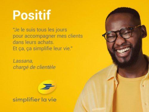 Campagne marque employeur - La Poste