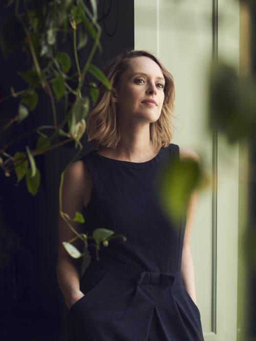 Aurélie Valognes, auteur français de littérature contemporaine. Paris 2018.
