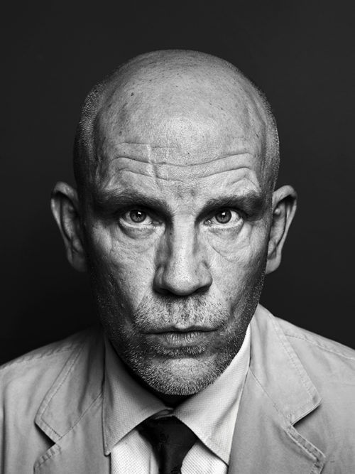 John Malkovich, American actor, director, and producer.