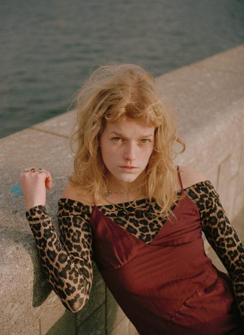 Portrait of Meike